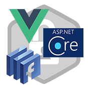 User Authentication with Vue.js, ASP.NET Core 2 and Facebook Login