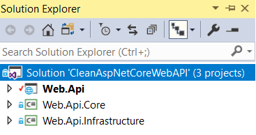 Building ASP NET Core Web APIs with Clean Architecture