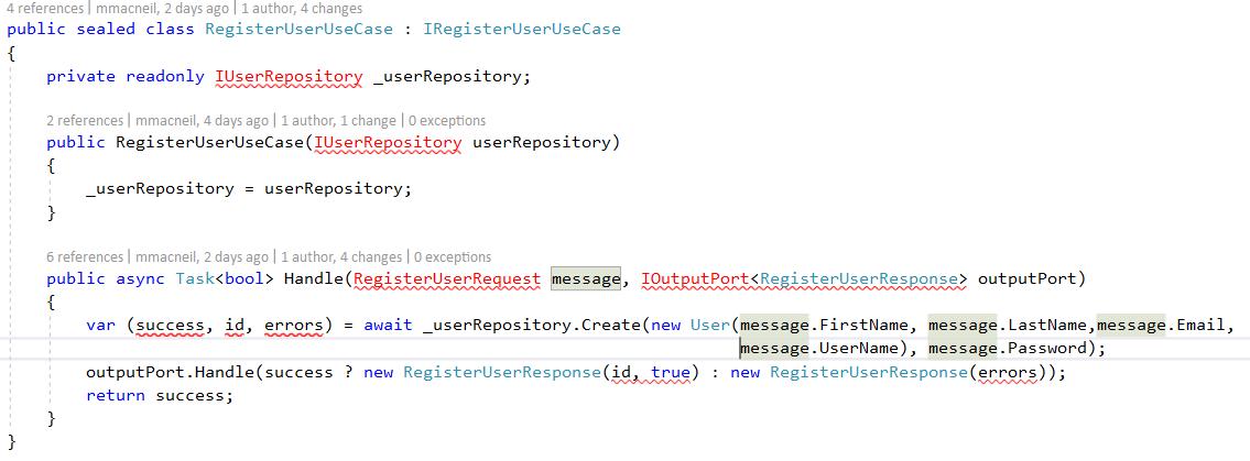 Building ASP NET Core Web APIs with Clean Architecture