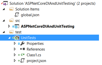 Learning Unit Testing in ASP NET Core